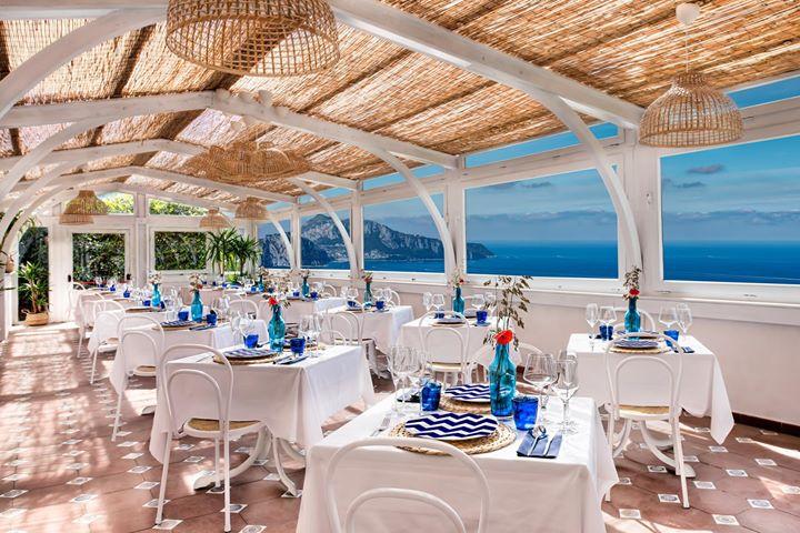 tonno e campari restaurant